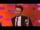 X-Men Fan Art Feat. Michael Fassbender & James McAvoy - The Graham Norton Show