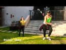 Only 8 Years Old Sweetie SENA _ Carlos Vives, Sebastian Yatra - Robarte un Beso_My Nnew Choreography