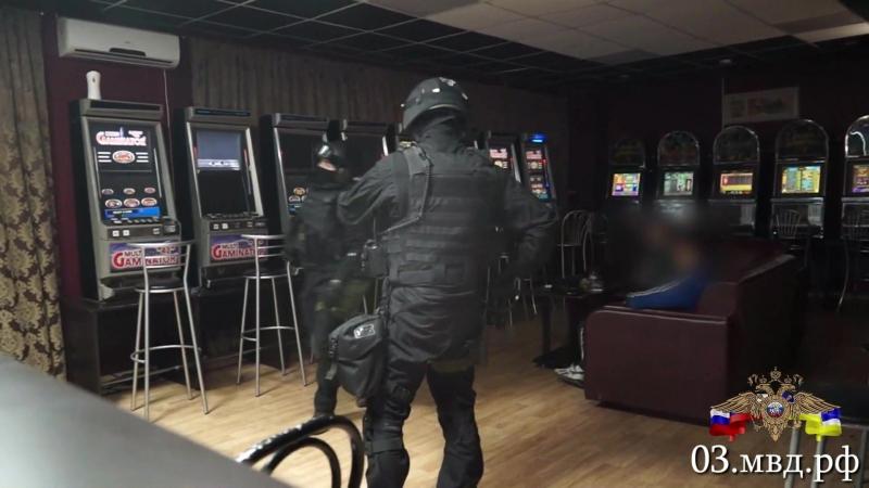В Бурятии уничтожено 160 единиц игрового оборудования