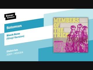 Solomun - Black Rose (Vinyl Version)