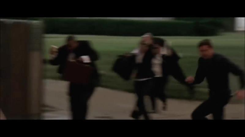 AC-130 Attacks Washington D.C