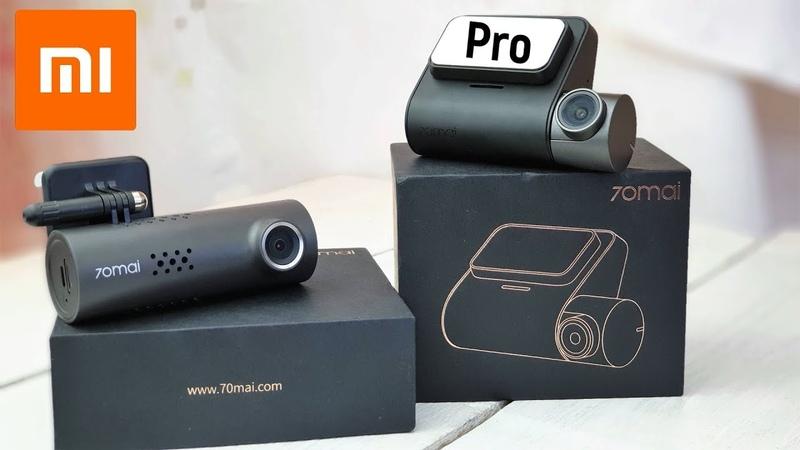 Xiaomi 70mai Dash Cam Pro лучшие бюджетные видеорегистраторы