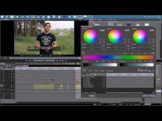 Видео урок 1 - Цветокоррекция в Edius