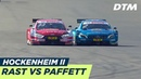 René Rast's Epic Battle for Place 1 vs. Gary Paffett - DTM Hockenheim Final 2018