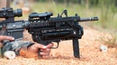 The Little but Murderous M320 M203 Grenade Launcher in Action Shooting