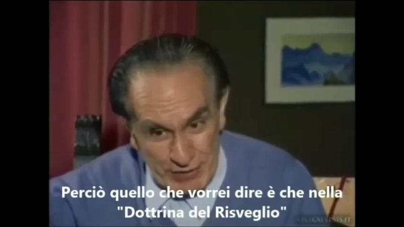 Intervista a Julius Evola