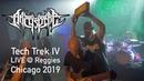 Archspire Live At Reggies [Tech Trek IV 2019] Full Set