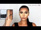 NAKED Kim Kardashian Look - Makeup Tutorial 2014 - Tips For Womens