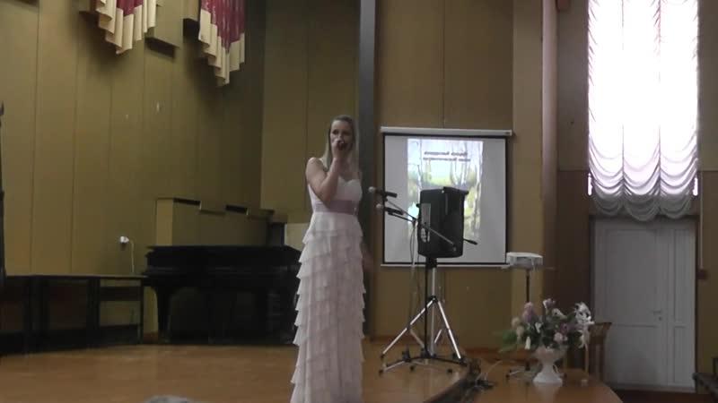 Даша Орлова Салова Озарение 2013