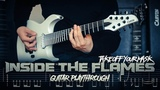 Inside the Flames - Take off your mask - Tab in video  Carvin DC700  Mercuriall U530