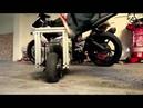 C 1 fully enclosed self balancing motorcycle