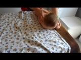 Зарядка для малыша 2-4 месяцев. Гимнастика для грудного ребенка. Массаж для млад