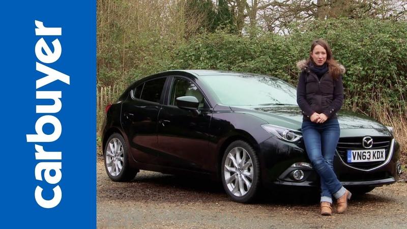 2014 Mazda3 hatchback - Тест Драйв