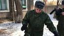Украинский диверсант под Луганском