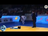Judo Grand Slam Moscow 2013 Final -63kg GERBI Yarden (ISR) - VAN EMDEN (NED)
