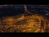 Sharjah at night | Time Lapse.