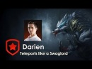 Darien Teleports like a Swaglord (LCS W1)