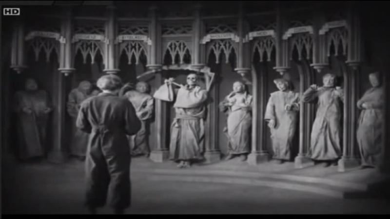 МЕТРОПОЛИС(1927) реж. Ф.Ланг. Германия