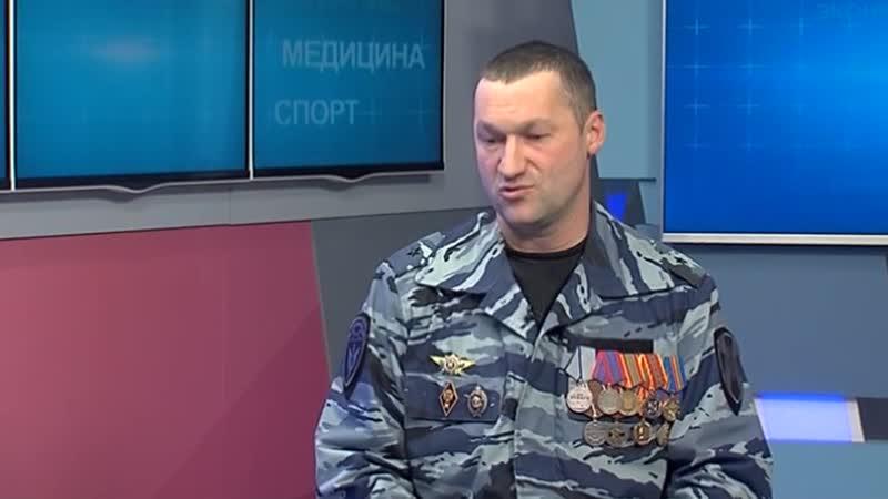 """Программа _""""В тему_"""" в студии Алексей Костерин"""