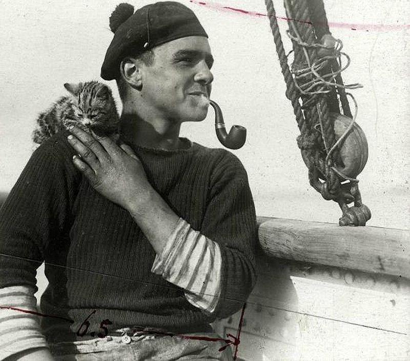 Один американский моряк получал письма от женщины, которую он никогда не видел. Её звали Роза. Они переписывались 3 года. Читая её письма и отвечая ей, он понял, что уже не может жить без её писем. Они полюбили друг друга, сами не осознавая того.