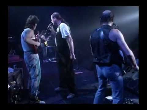 Fish (Marillion) - The Voyeur, I Like to Watch - LIVE 1990