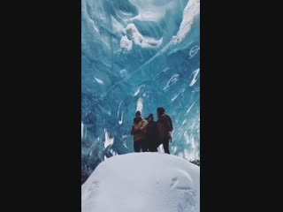 (2018-12-31) Ice Caves in Whistler, Canada - Video by Kristy Dawn Dinsmore