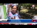 Настоящий русский колорит и мастерство ремесленников в Екатерининском саду крымчане надели русское в честь праздника