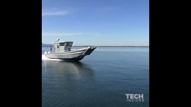 Transformer Boat