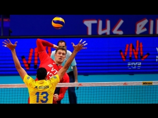 TOP 15 Best Vines of Volleyball Nations League 2018