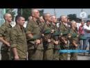 Присяга новобранцев в пограничном управлении МГБ