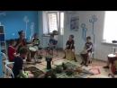 Африканские барабаны песенка о дружбе