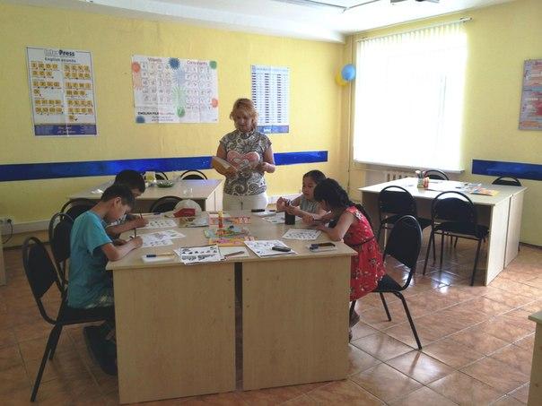 Летний языковой лагерь в Атырау