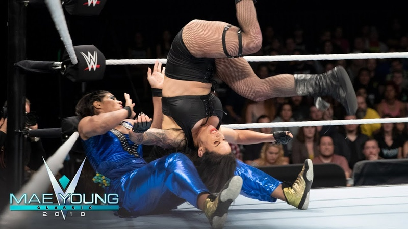 Kaitlyn vs. Kavita Devi - First-Round Match Mae Young Classic, Sept. 19, 2018
