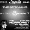 07.12.13/Sonic Impact:The Beginning/Москва Hall