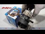 Насос водяной (помпа) на ВАЗ Приора, 21126-1307010, ТЗА