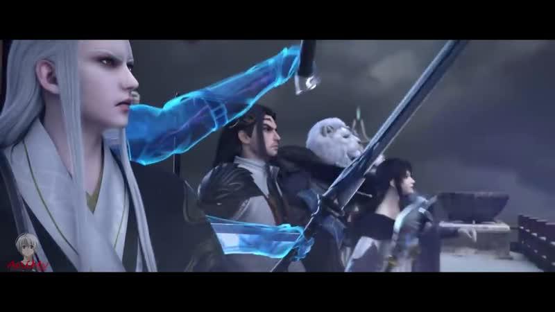 Лорд Сюэ Ин 7 Серия (Snow Eagle Lord ) ( Xue Ying Ling Zhu ) озвучка AniMy