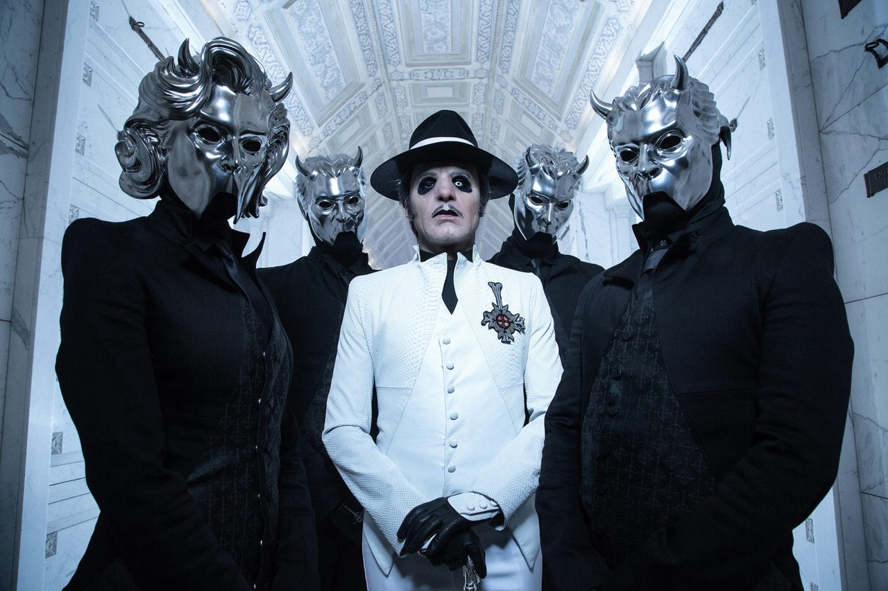 Ghost - A Pale Tour Named Death