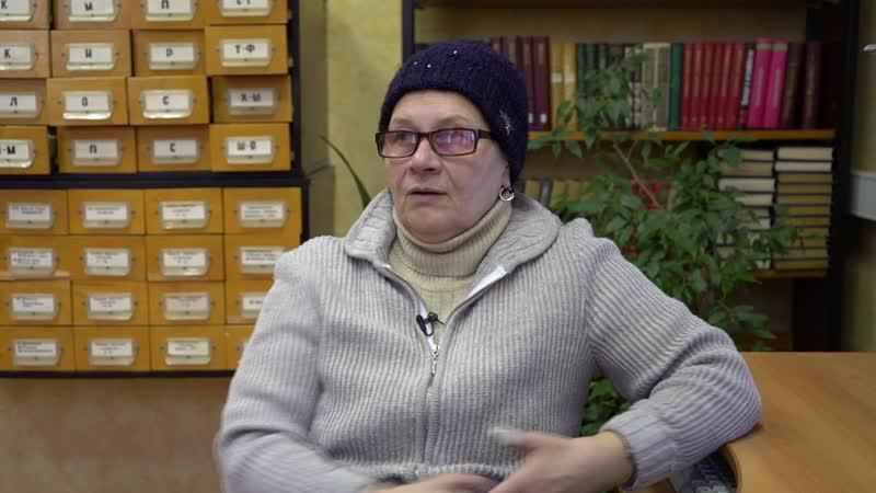2018-12-07 – По главной улице на коляске.(Т.Тарасова) (Лобня)