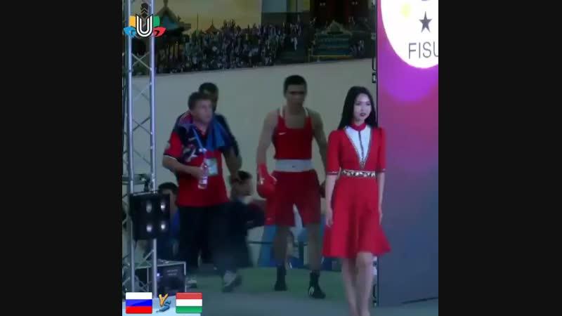 Алис Шарифов Финал 2018