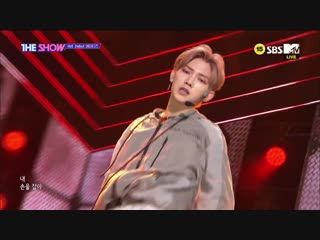 Ateez - Pirate King @ The Show 181030