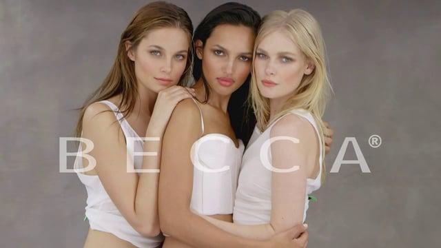 Becca Cosmetics 2013 Campaign BTS