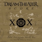 Dream Theater альбом Score: 20th Anniversary World Tour Live with the Octavarium Orchestra [w/Interactive Booklet]