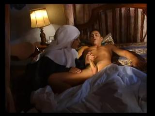 Nun and man  (18+, sex)