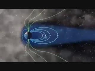 Как формируется полярное сияние