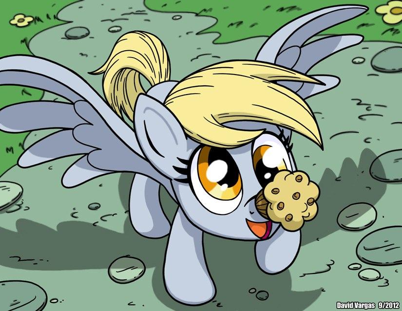 Пони Дерпи и Пузыри (Pony Bubbles)