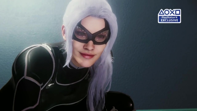 PS4 | «Человек-Паук» — тизер к 1 дополнению.