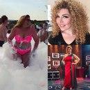 «Малинка в сливках»: похудевшая Екатерина Скулкина позирует в бикини. Поддержим преображение?