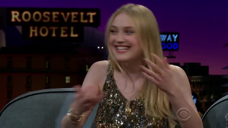 Dakota Fanning Is Hannah; Will Forte Is Orville