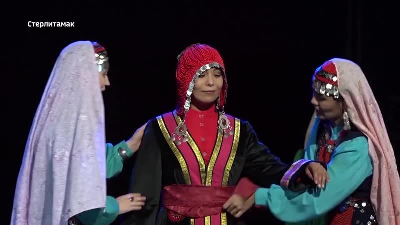 ТЕЛЕКАНАЛ КУЛЬТУРА о юбилее Мухаметши Бурангулова и о спектакле Зиннура Сулейманова АШКАДАР