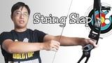 Archery Tips String Slap (or